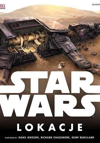 Okładka książki Star Wars. Lokacje
