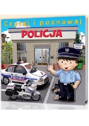 Okładka książki Policja. Czytaj i poznawaj