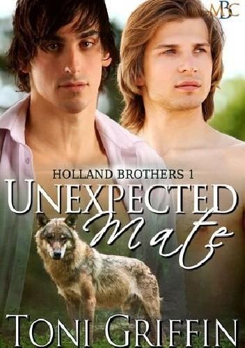 Okładka książki Unexpected Mate