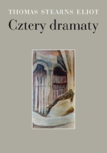 Okładka książki Cztery dramaty.