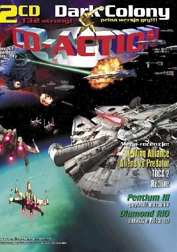 Okładka książki CD-Action 05/99