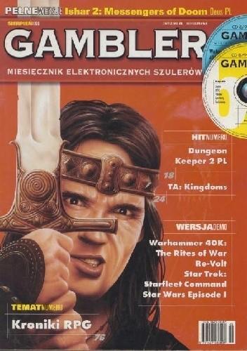 Okładka książki Gambler 8/1999