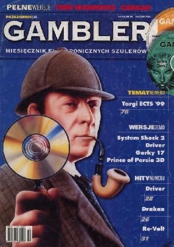 Okładka książki Gambler 10/99