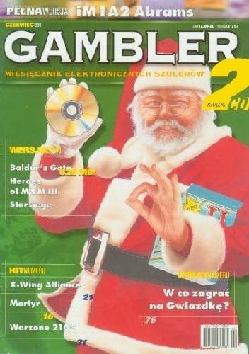 Okładka książki Gambler 6/99