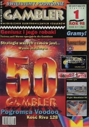 Okładka książki Gambler 1/98