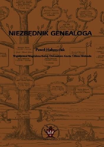 Okładka książki Niezbędnik genealoga