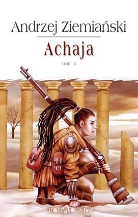 Okładka książki Achaja - t.3