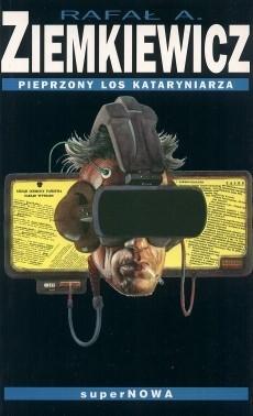 Okładka książki Pieprzony los kataryniarza