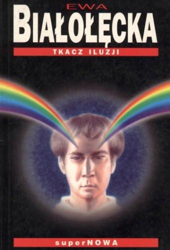 Okładka książki Tkacz iluzji