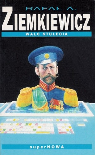Okładka książki Walc stulecia