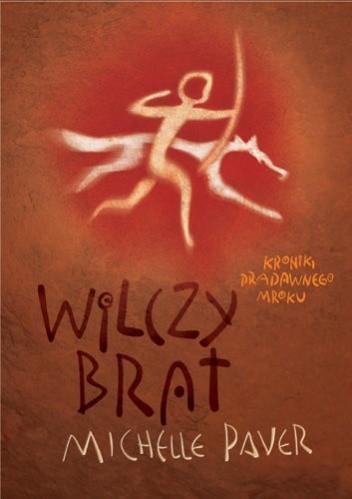 Okładka książki Wilczy brat