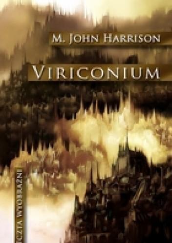 Okładka książki Viriconium
