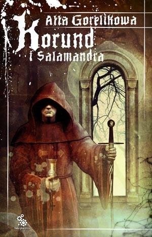 Okładka książki Korund i salamandra