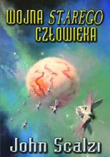 Okładka książki Wojna starego człowieka