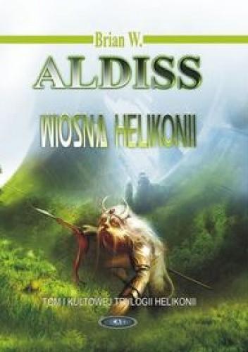 Okładka książki Wiosna Helikonii