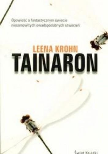 Okładka książki Tainaron