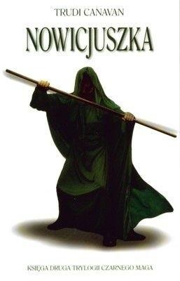 Okładka książki Nowicjuszka