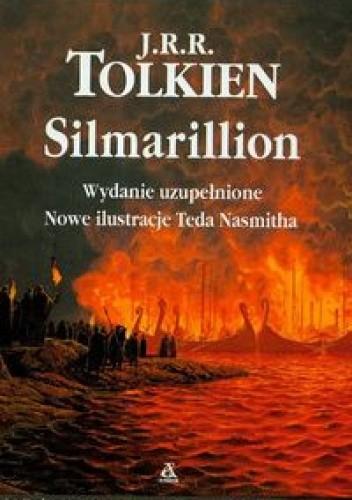 Okładka książki Silmarillion
