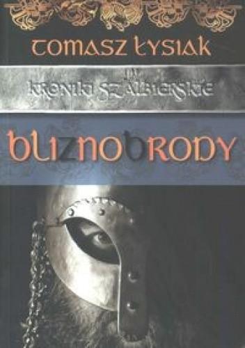 Okładka książki Bliznobrody