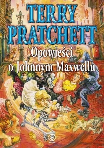 Okładka książki Opowieści o Johnnym Maxwellu