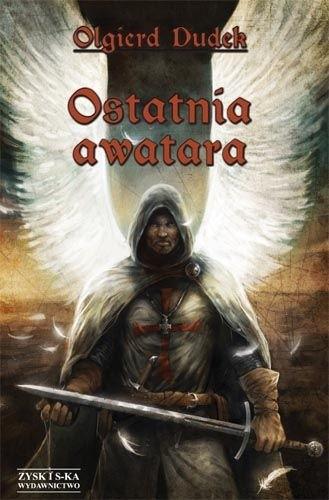 Okładka książki Ostatnia awatara