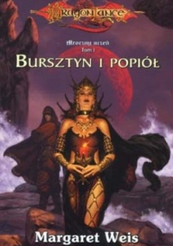 Okładka książki Bursztyn i popiół