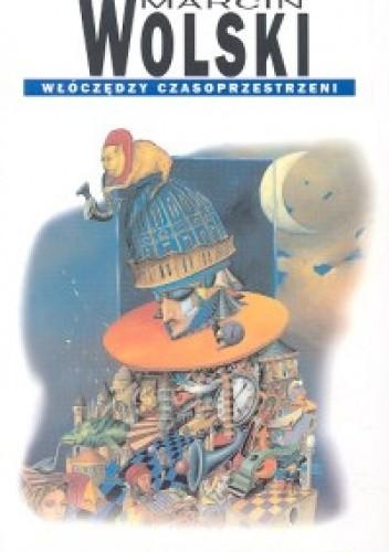 Okładka książki Włóczędzy czasoprzestrzeni