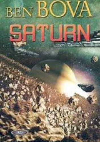 Okładka książki Saturn