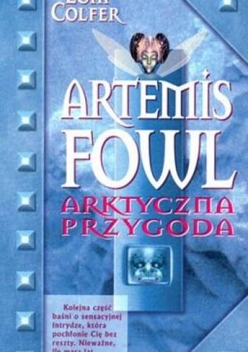 Okładka książki Arktyczna przygoda
