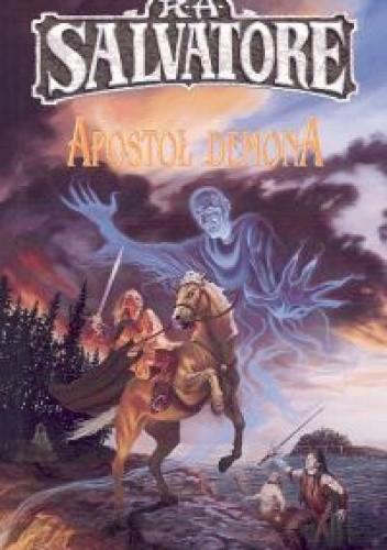 Okładka książki Apostoł demona