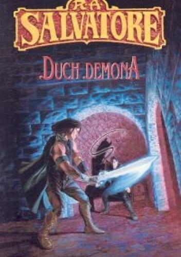 Okładka książki Duch demona