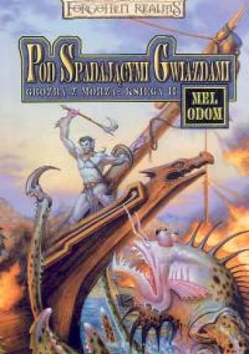 Okładka książki Pod spadającymi gwiazdami