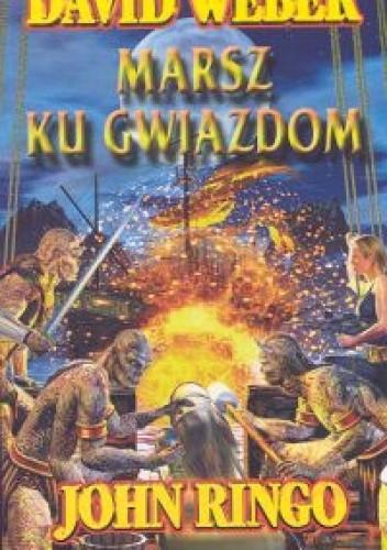 Okładka książki Marsz ku gwiazdom