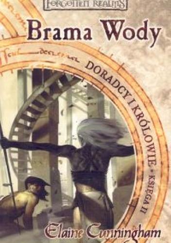 Okładka książki Brama Wody