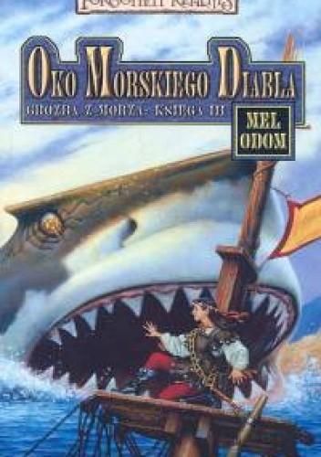 Okładka książki Oko Morskiego Diabła