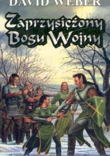 Okładka książki Zaprzysiężony bogu wojny