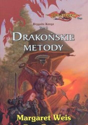 Okładka książki Drakońskie metody