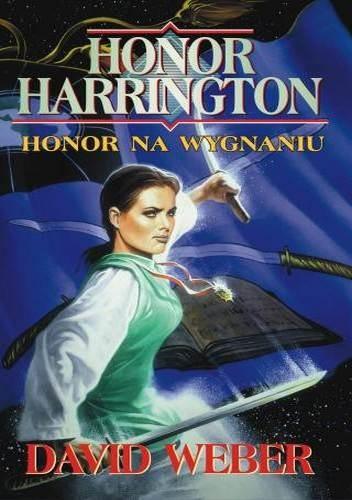 Okładka książki Honor na wygnaniu