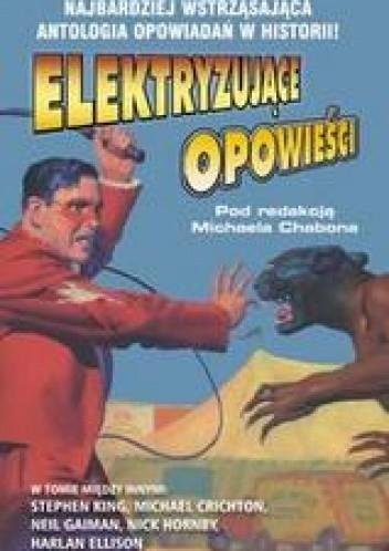Okładka książki Elektryzujące opowieści
