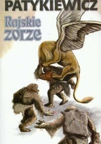 Okładka książki Rajskie zorze