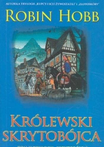 Okładka książki Królewski skrytobójca