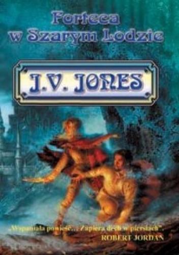 Okładka książki Forteca w szarym lodzie