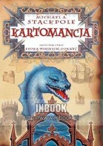 Okładka książki Kartomancja