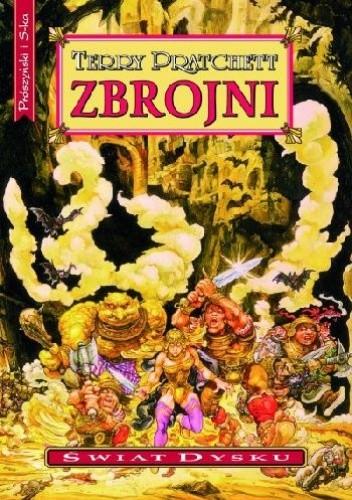 Okładka książki Zbrojni