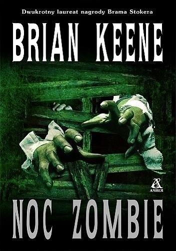 Okładka książki Noc zombie