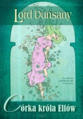 Okładka książki Córka króla elfów