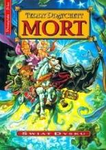 Okładka książki Mort