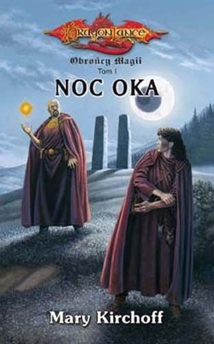 Okładka książki Noc Oka