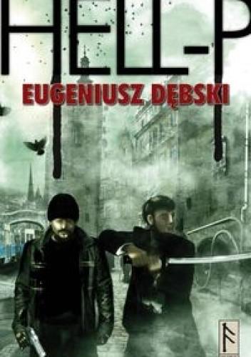 Okładka książki Hell-P