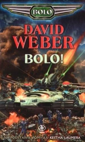 Okładka książki Bolo!